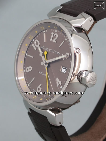 Louis Vuitton Tambour GMT Automatique réf.Q1132 - Image 2