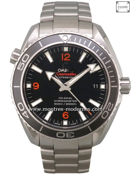 Omega Planet Ocean Co-Axial 42mm réf.232.30.42.21.01.003 - Image 1