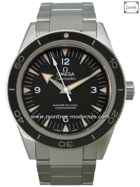 Omega Seamaster 300 Co-axial réf.233.30.41.21.01.001 - Image 1
