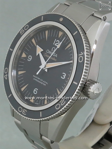 Omega Seamaster 300 Co-axial réf.233.30.41.21.01.001 - Image 3