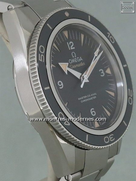 Omega Seamaster 300 Co-axial réf.233.30.41.21.01.001 - Image 4