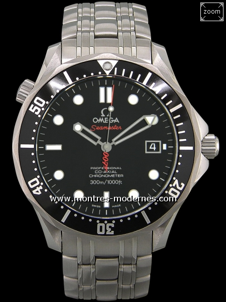 Omega Seamaster CO-AXIAL James Bond Collector's Piece - Image 1