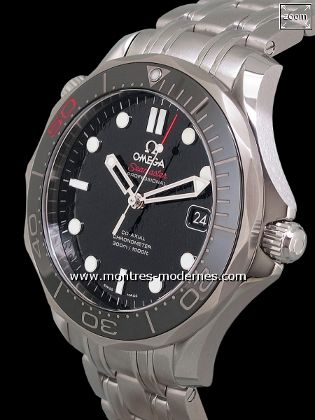 Omega Seamaster Diver 300M James Bond 50th Anniversary - Image 2