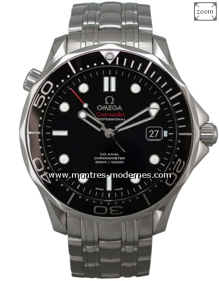 Omega Seamaster Diver Co-Axial réf.212.30.41.20.01.003 - Image 1