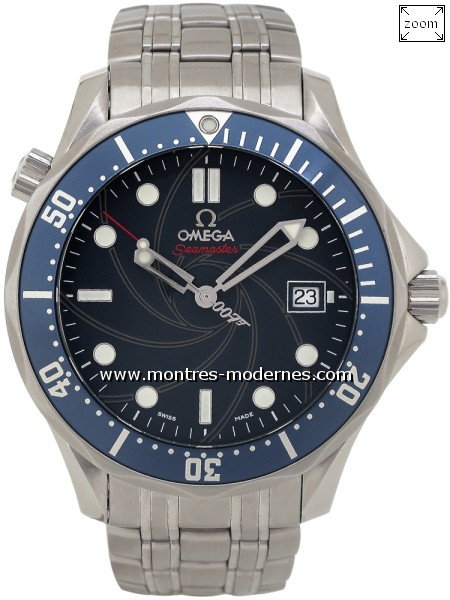 Omega Seamaster James Bond - Image 1