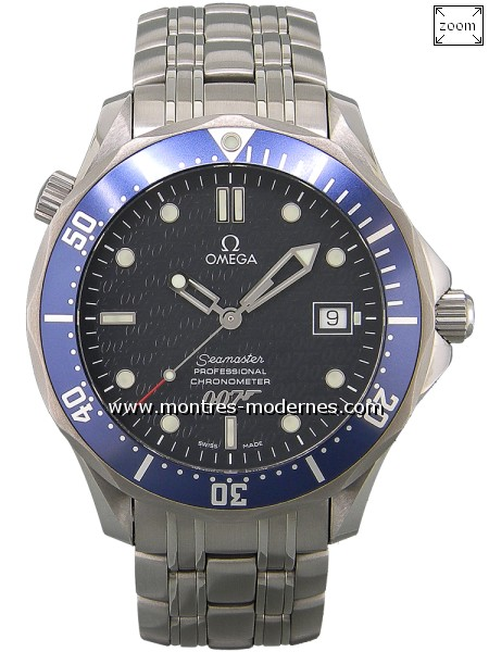 Omega Seamaster James Bond Limited Series 10007ex. - Image 1