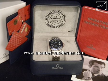 Omega Seamaster James Bond Limited Series 10007ex. - Image 2