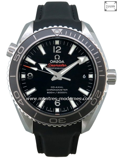 Omega Seamaster Planet Ocean 600M Co-Axial 42mm réf.232.32.42.21.01.003 - Image 1