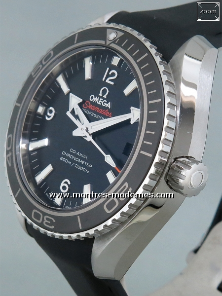 Omega Seamaster Planet Ocean 600M Co-Axial 42mm réf.232.32.42.21.01.003 - Image 3