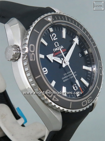 Omega Seamaster Planet Ocean 600M Co-Axial 42mm réf.232.32.42.21.01.003 - Image 4
