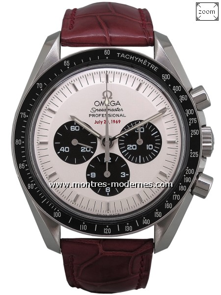 Omega Speedmaster Apollo 11 35th anniversary 3500ex. - Image 1