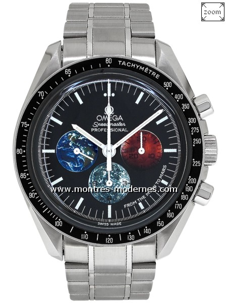 "Omega Speedmaster ""From the Moon to Mars"" - Image 1"