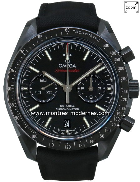 Omega Speedmaster Moonwatch Dark Side of the Moon - Image 1