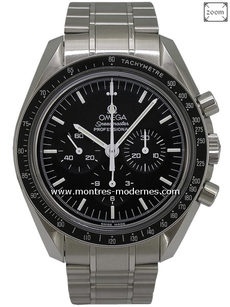 Omega Speedmaster Professional Moonwatch réf.35.70.5000 - Image 1