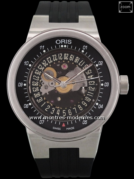 Oris Williams F1 Skeleton - Image 1