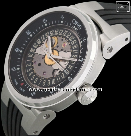 Oris Williams F1 Skeleton - Image 2