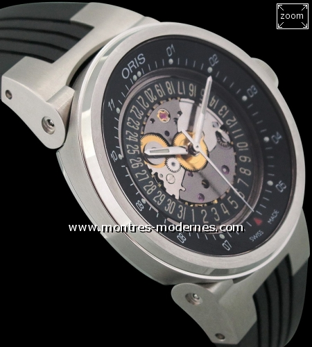 Oris Williams F1 Skeleton - Image 3
