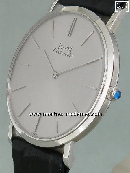 Piaget Extra Plate réf.12603 - Image 3
