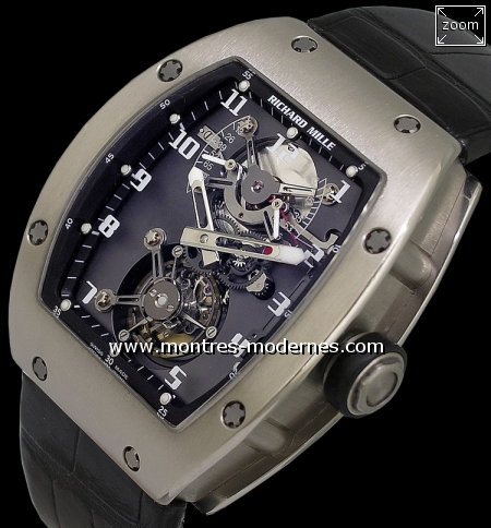 Richard Mille RM 001 Tourbillon Montre Exceptionnelle - Image 2