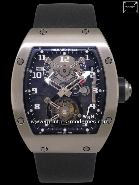 Richard Mille RM 002 Tourbillon - Image 1