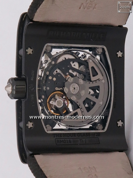 Richard Mille RM 016 The Hour Glass 28ex. - Image 2
