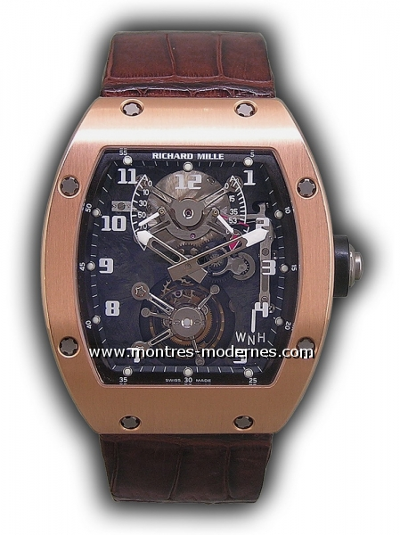 Richard Mille RM002 Tourbillon - Image 1