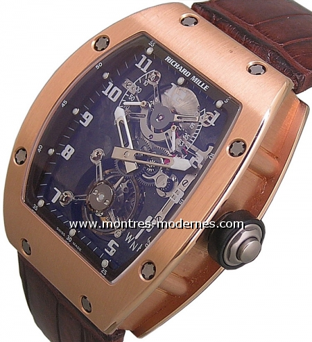 Richard Mille RM002 Tourbillon - Image 2
