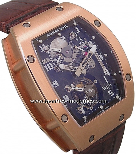 Richard Mille RM002 Tourbillon - Image 3