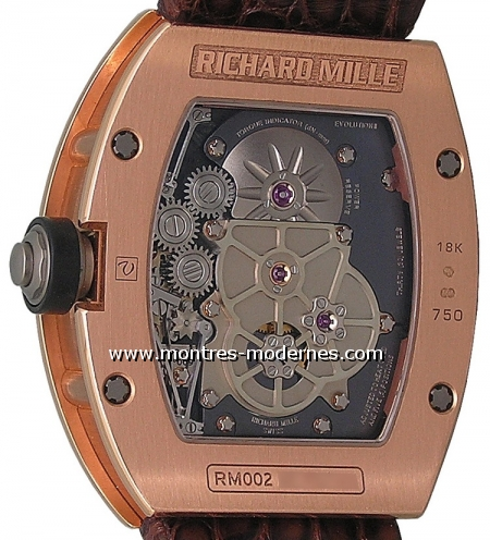 Richard Mille RM002 Tourbillon - Image 4