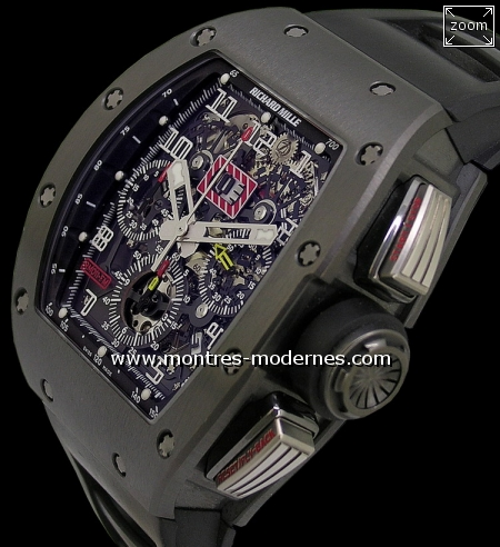 Richard Mille RM011 Felipe Massa Black Edition 30ex. - Image 2