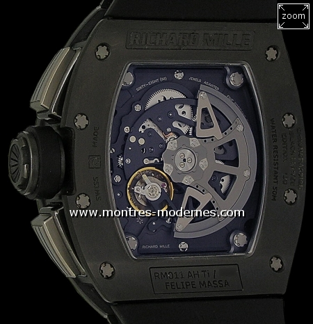 Richard Mille RM011 Felipe Massa Black Edition 30ex. - Image 3