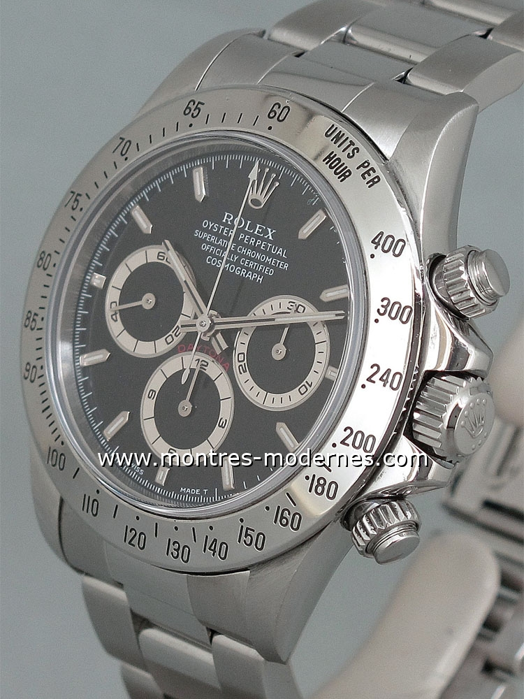 rolex daytona r occasion mmc num 7490. Black Bedroom Furniture Sets. Home Design Ideas