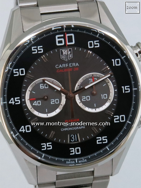 TAG Heuer Carrera Chrono Flyback réf.CAR2B10 - Image 2