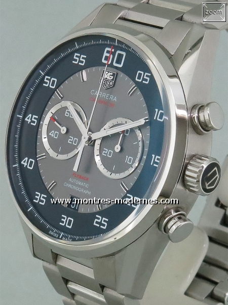 TAG Heuer Carrera Chrono Flyback réf.CAR2B10 - Image 4