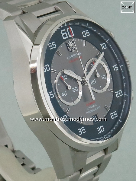 TAG Heuer Carrera Chrono Flyback réf.CAR2B10 - Image 5