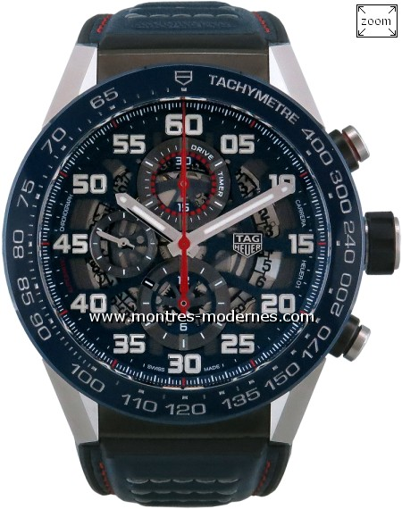 TAG Heuer Carrera Chrono Red Bull Racing Edition réf.CAR2A1N - Image 1