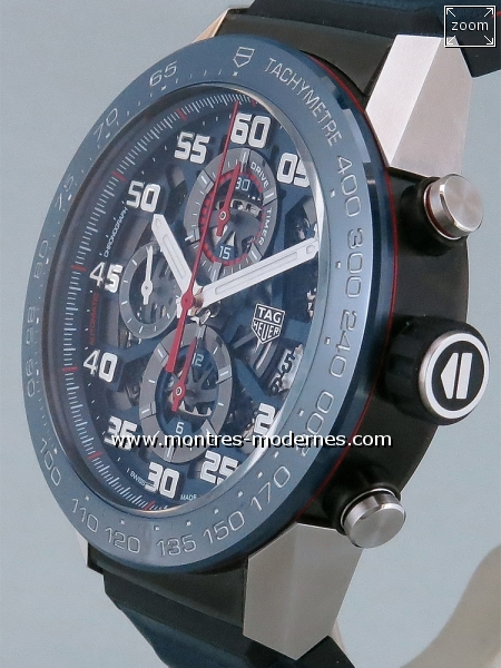 TAG Heuer Carrera Chrono Red Bull Racing Edition réf.CAR2A1N - Image 3