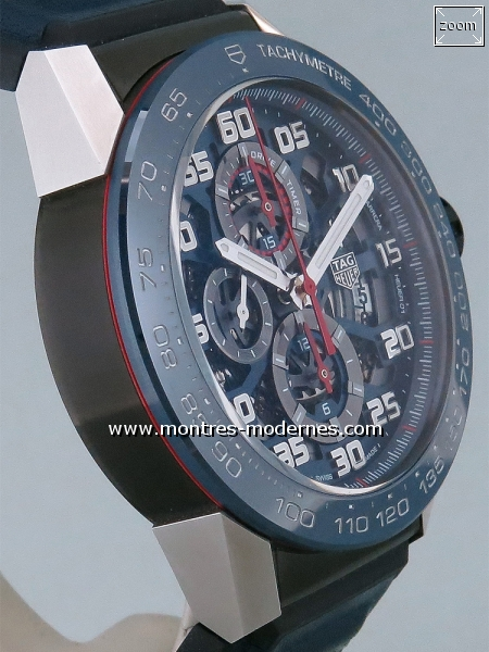 TAG Heuer Carrera Chrono Red Bull Racing Edition réf.CAR2A1N - Image 4