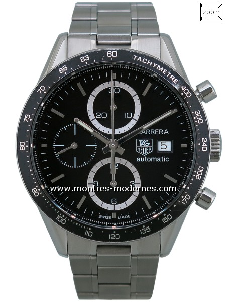 TAG Heuer Carrera Chronographe Automatique Calibre 16 - Image 1