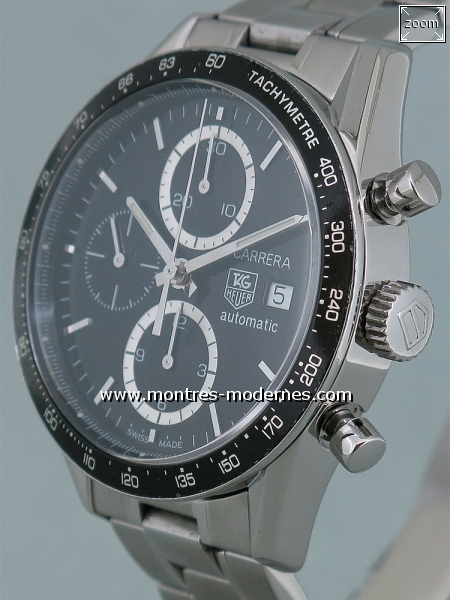 TAG Heuer Carrera Chronographe Automatique Calibre 16 - Image 2