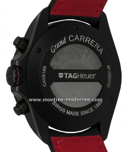 TAG Heuer Grand Carrera Calibre 17 - Image 3