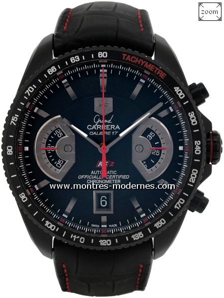 TAG Heuer Grand Carrera Calibre 17 - Image 1