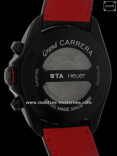 TAG Heuer Grand Carrera Calibre 17 - Image 2