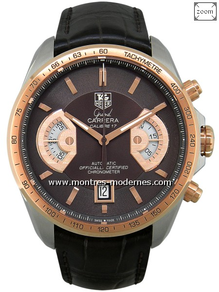 TAG Heuer Grand Carrera Calibre 17 RS - Image 1