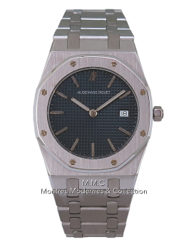 Audemars Piguet - Royal Oak Quartz 33mm White gold réf.56175BC